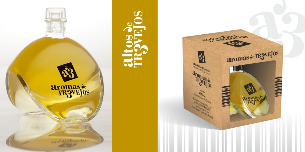 diseño etiqueta vino altos de trevejos
