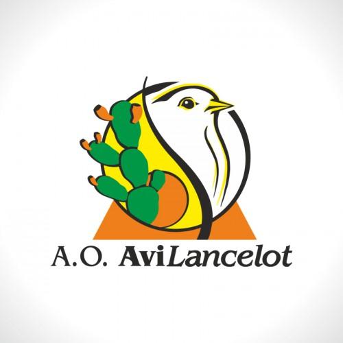 diseño logo aoavilancelot
