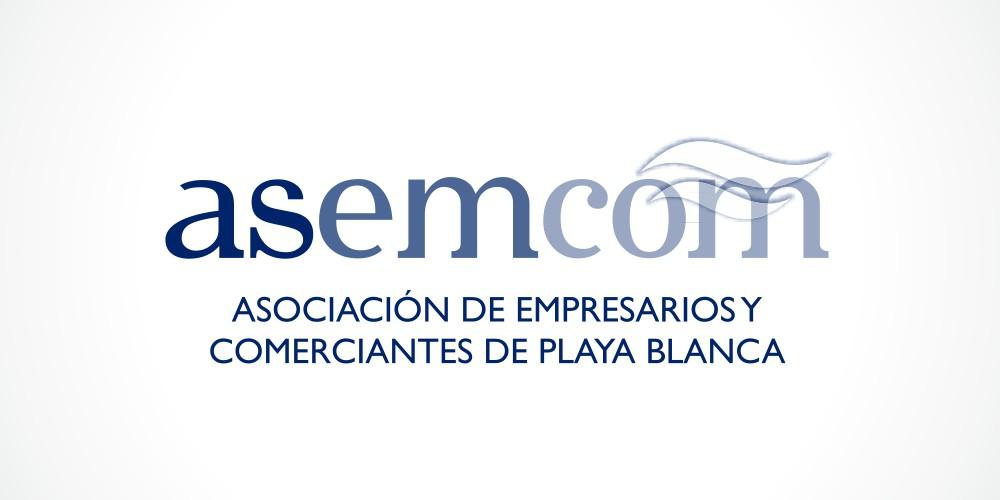diseño logo asemcom