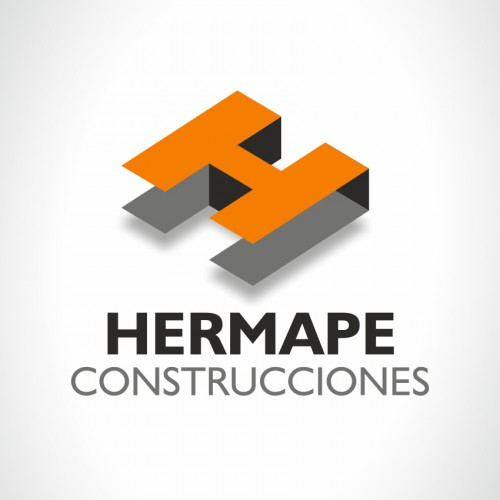 diseño logo hermape
