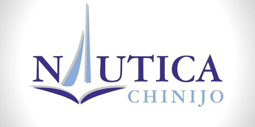 diseño logo nautica chinijo