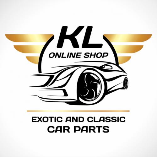 diseño logotipo KL ONLINE SHOP