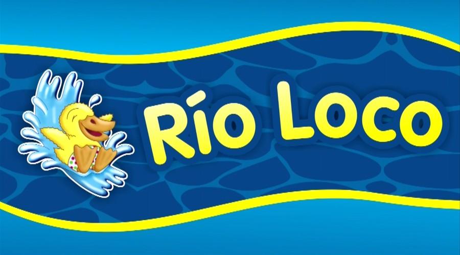 Aquapark Costa Teguise - Video Rio Loco - zona creatika