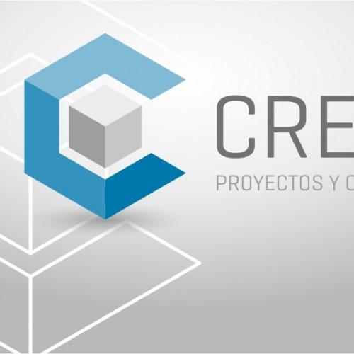 diseño logotipo Crea Lanzarote - zonacreatika